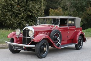 Picture of 1929 Auburn 8-88 Phaeton Convertible For Sale