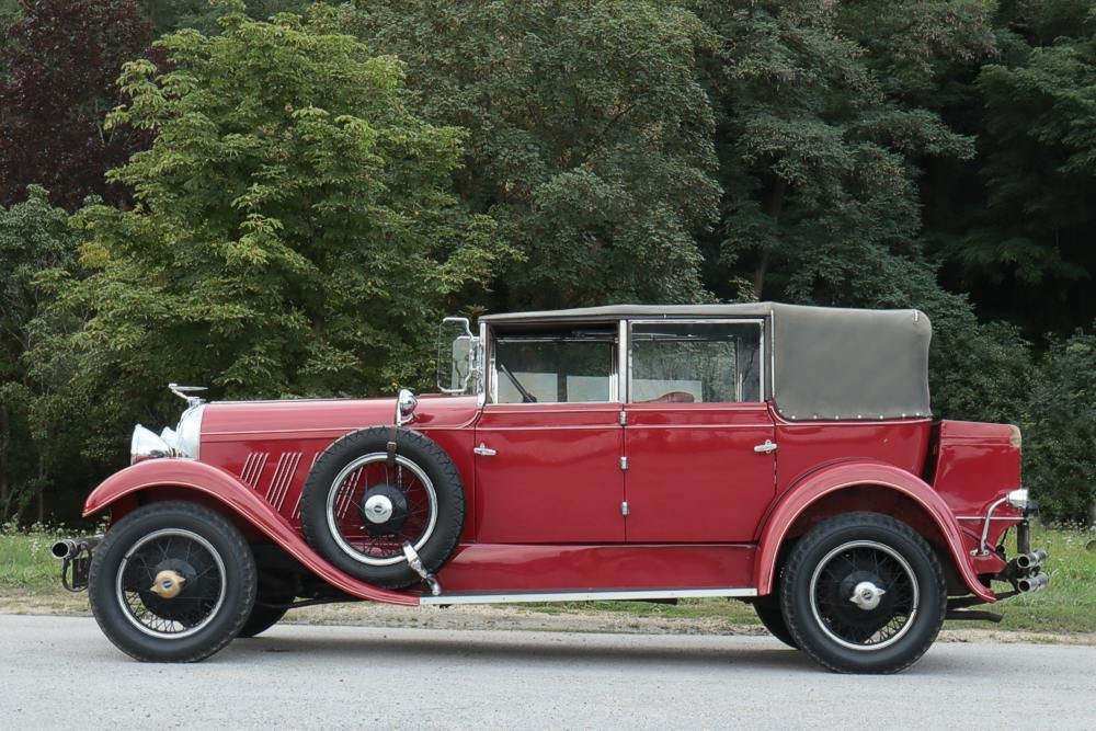 1929 Auburn 8-88 Phaeton Convertible For Sale (picture 5 of 12)