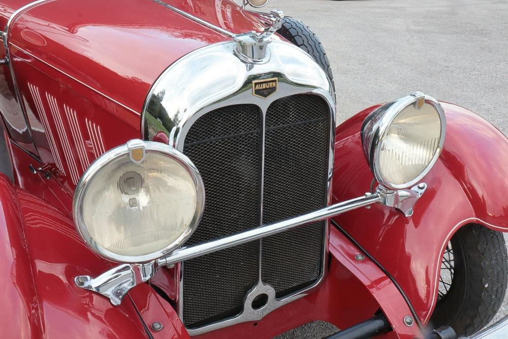 1929 Auburn 8-88 Phaeton Convertible For Sale (picture 7 of 12)