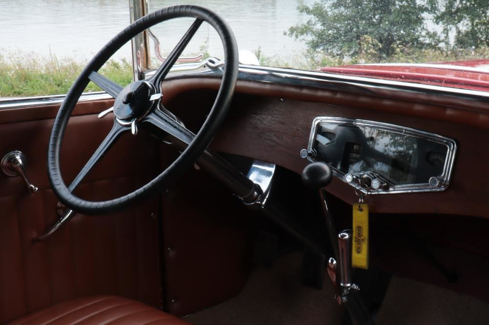 1929 Auburn 8-88 Phaeton Convertible For Sale (picture 10 of 12)