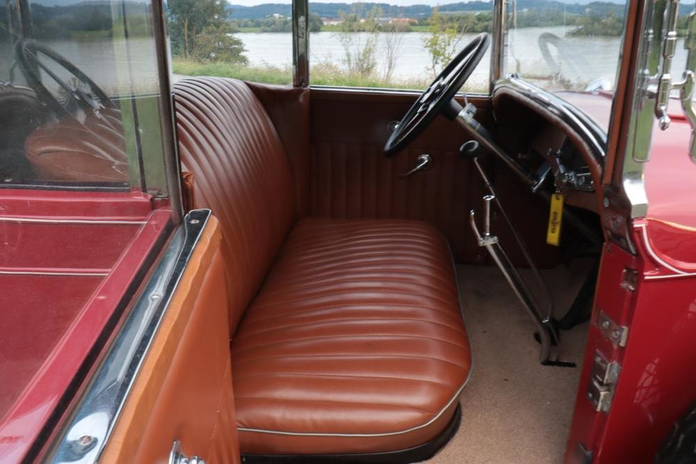1929 Auburn 8-88 Phaeton Convertible For Sale (picture 11 of 12)