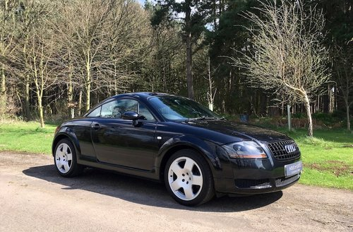 2006 Audi TT (190bhp) - 24k miles, FSH, Competition Alloys SOLD (picture 1 of 6)
