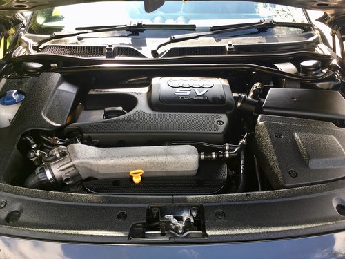 2006 Audi TT (190bhp) - 24k miles, FSH, Competition Alloys SOLD (picture 6 of 6)