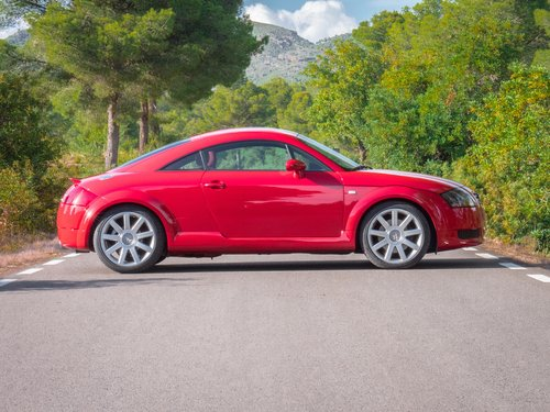 2002 Audi TT Le Mans Limited Edition For Sale (picture 6 of 6)