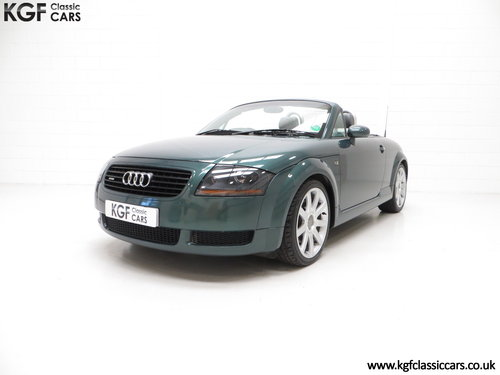2002 A Wonderful Audi TT Quattro Roadster SOLD (picture 2 of 6)