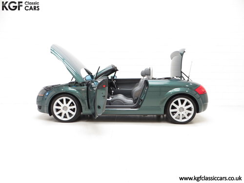 2002 A Wonderful Audi TT Quattro Roadster SOLD (picture 3 of 6)