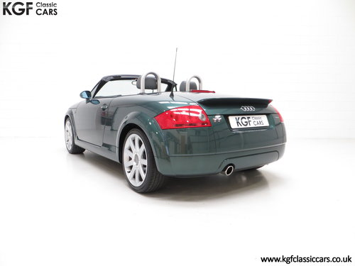 2002 A Wonderful Audi TT Quattro Roadster SOLD (picture 4 of 6)