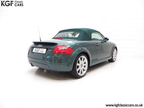 2002 A Wonderful Audi TT Quattro Roadster SOLD (picture 5 of 6)