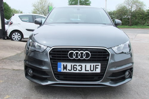 2013 AUDI A1 1.4 TFSI S LINE 3DR SEMI AUTOMATIC SOLD (picture 4 of 6)