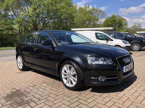 2011 (61) AUDI A3 2.0 TFSI SPORT SPORTBACK For Sale (picture 1 of 6)