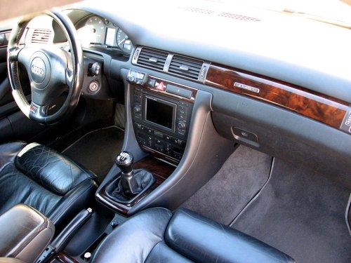 2001 Audi S6 Avant Quattro Sport 340ps 4.2L V8 6-gang s For Sale (picture 3 of 6)