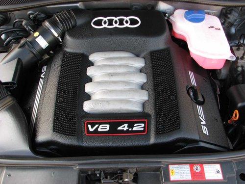 2001 Audi S6 Avant Quattro Sport 340ps 4.2L V8 6-gang s For Sale (picture 6 of 6)