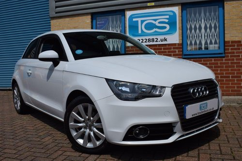 2013 Audi A1 1.2 TFSI Sport 3-Door 5-Speed Hatchback SOLD (picture 1 of 6)
