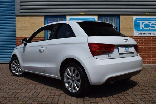 2013 Audi A1 1.2 TFSI Sport 3-Door 5-Speed Hatchback SOLD (picture 2 of 6)