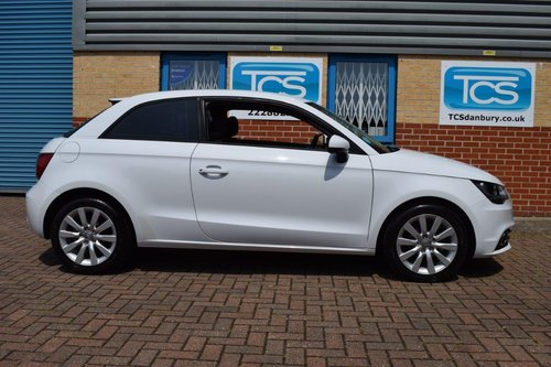 2013 Audi A1 1.2 TFSI Sport 3-Door 5-Speed Hatchback SOLD (picture 3 of 6)