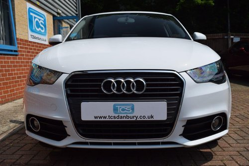 2013 Audi A1 1.2 TFSI Sport 3-Door 5-Speed Hatchback SOLD (picture 4 of 6)