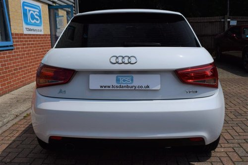 2013 Audi A1 1.2 TFSI Sport 3-Door 5-Speed Hatchback SOLD (picture 5 of 6)