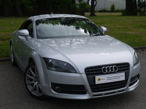 2008 Audi TT 2.0 TFSI Exclusive Line 3dr **STUNNING** FREE AA WAR SOLD (picture 1 of 6)