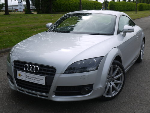 2008 Audi TT 2.0 TFSI Exclusive Line 3dr **STUNNING** FREE AA WAR SOLD (picture 2 of 6)