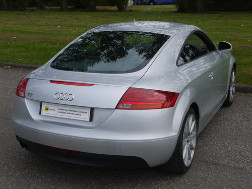 2008 Audi TT 2.0 TFSI Exclusive Line 3dr **STUNNING** FREE AA WAR SOLD (picture 4 of 6)
