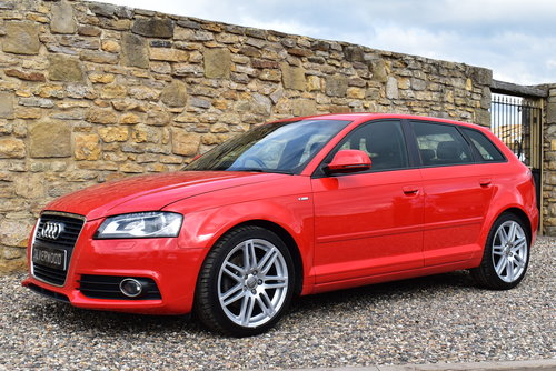 2010 S Line, Quattro Leather, Xenons SOLD (picture 1 of 6)