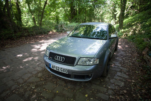 2002 Audi RS6 Saloon - 526 PS - 843 Nm For Sale (picture 2 of 4)