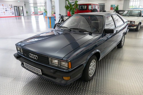 1982 Audi Coupé GT 5 S  For Sale (picture 1 of 6)