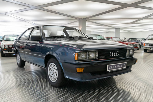 1982 Audi Coupé GT 5 S  For Sale (picture 2 of 6)