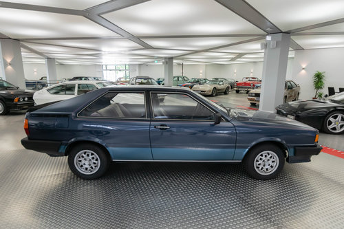 1982 Audi Coupé GT 5 S  For Sale (picture 3 of 6)