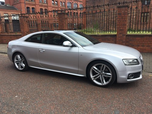 2008 Audi S5 4.2 FSI, Nice Spec, Immaculate  For Sale (picture 1 of 6)