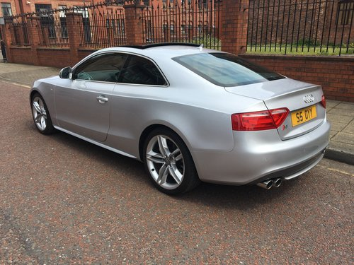 2008 Audi S5 4.2 FSI, Nice Spec, Immaculate  For Sale (picture 2 of 6)
