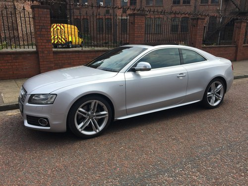 2008 Audi S5 4.2 FSI, Nice Spec, Immaculate  For Sale (picture 3 of 6)