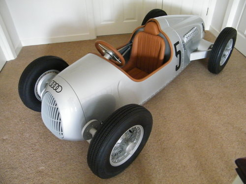 1930 Auto Union Pedal Car For Sale