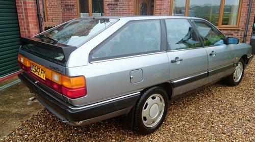 1986 Rare 200 Avant quattro turbo.ex John Haynes OBE For Sale (picture 2 of 6)