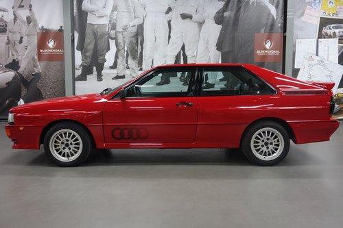 1985 Audi UrQuattro SOLD (picture 2 of 6)