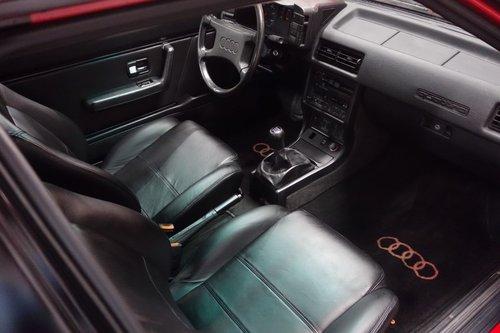 1985 Audi UrQuattro SOLD (picture 3 of 6)