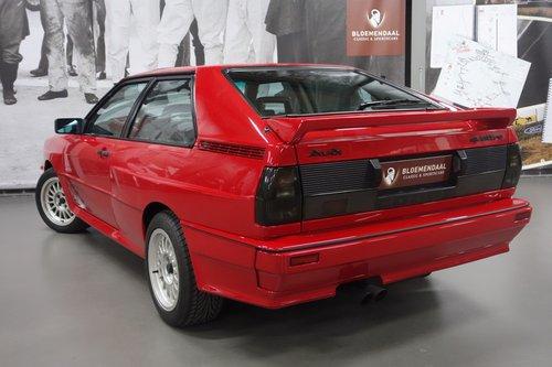 1985 Audi UrQuattro SOLD (picture 5 of 6)