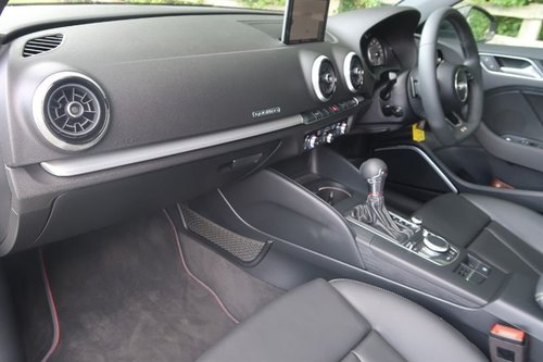 2017 Audi S3 Sportback 2.0 TFSI Quattro Black Edition SOLD (picture 6 of 6)