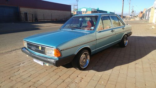 1980 Audi 80 For Sale (picture 1 of 6)