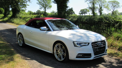 2012 Cherished Audi S5   For Sale (picture 1 of 6)
