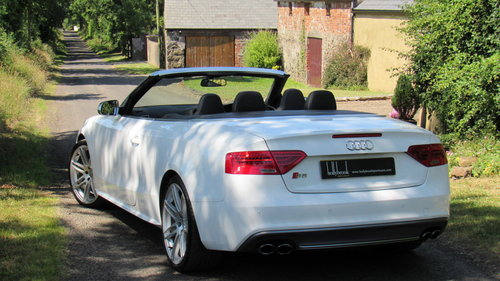 2012 Cherished Audi S5   For Sale (picture 4 of 6)