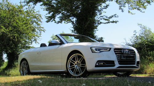 2012 Cherished Audi S5   For Sale (picture 6 of 6)
