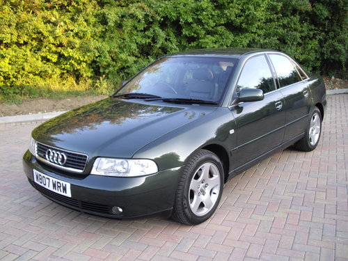 2000 Audi A4 2.8 Quattro Sport Tiptronic Low mileage For ...