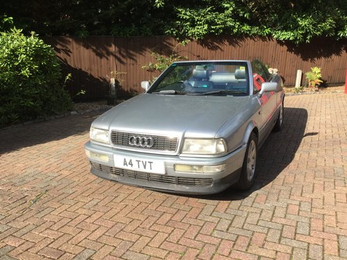 1996 Audi Cabriolet For Sale (picture 1 of 6)