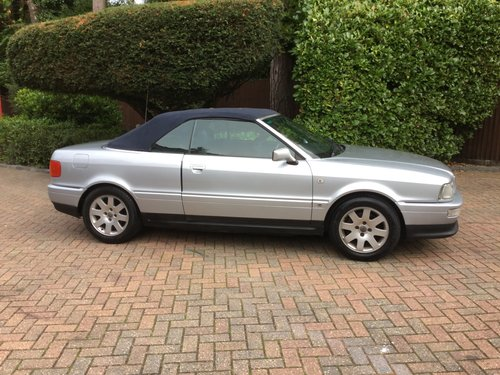 1996 Audi Cabriolet For Sale (picture 4 of 6)