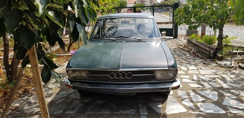 1972 AUDI 100 LS For Sale (picture 1 of 6)