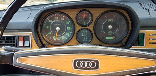 1972 AUDI 100 LS For Sale (picture 4 of 6)