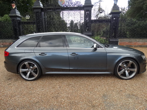 2012 62 AUDI RS4 4.2 QUATTRO WITH SPORTS PACK For Sale (picture 3 of 6)