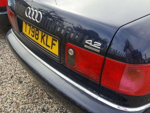 Audi A8 4.2 quattro 1999 For Sale (picture 3 of 6)