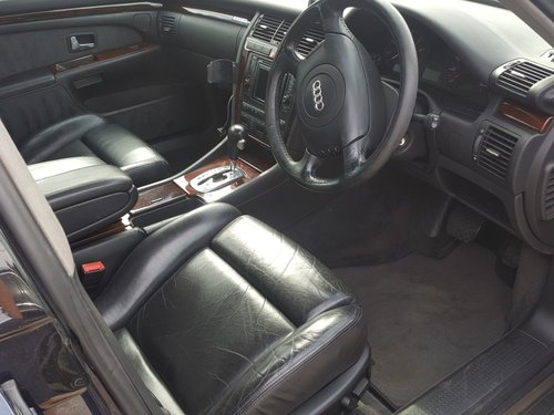 Audi A8 4.2 quattro 1999 For Sale (picture 4 of 6)